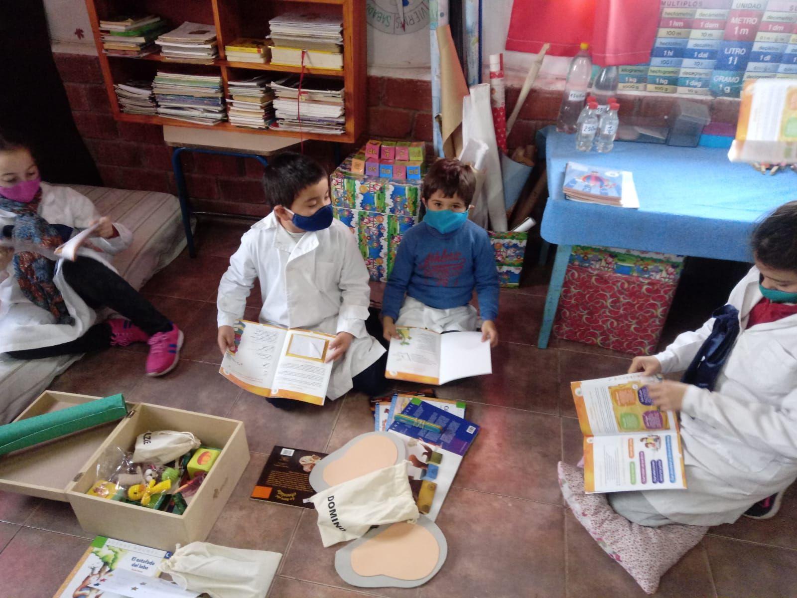 EDUCATE Uruguay: una ONG que busca generar un vínculo afectivo y efectivo del niño y de los maestros con el aprendizaje