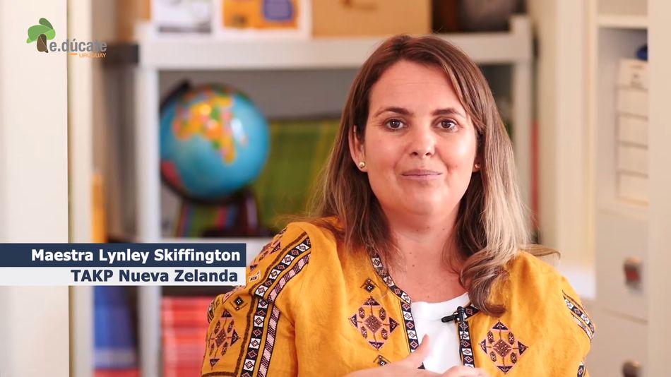 Lynley Skiffington. ¿Realizas actividades específicas para el niño vaya adquiriendo autonomía y volviéndose responsable de su propio aprendizaje?